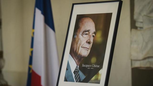 Un bâtiment de la capitale bientôt renommé en hommage à l'ancien président Jacques Chirac.