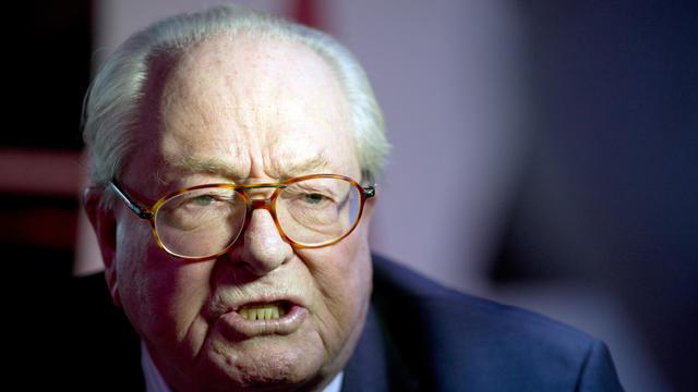Jean-Marie Le Pen a été condamné à 2400 euros d'amende.
