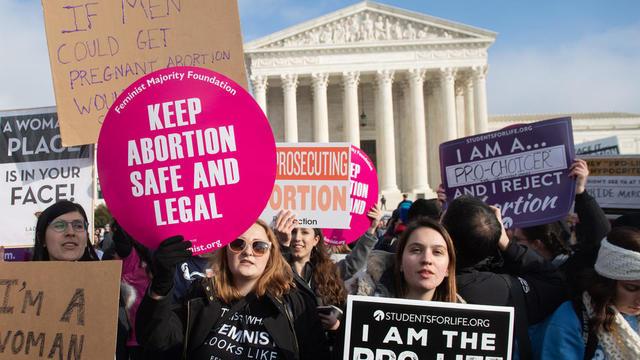 L'avortement sera l'un des principaux enjeux de la Cour Suprême cette année
