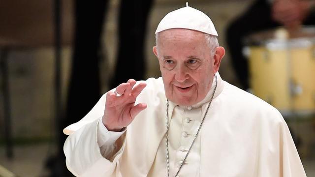 Au Japon, le pape François lancera un appel «aussi vigoureux que possible en faveur de mesures concertées pour l'élimination totale des armes nucléaires».
