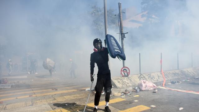 La tension monte à Hong Kong.