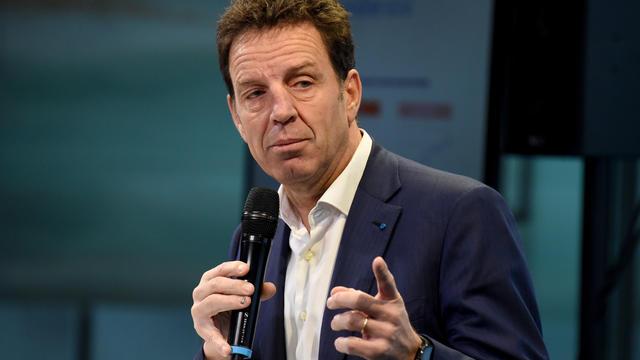 Geoffroy Roux de Bézieux a succédé à Pierre Gattaz en 2018.