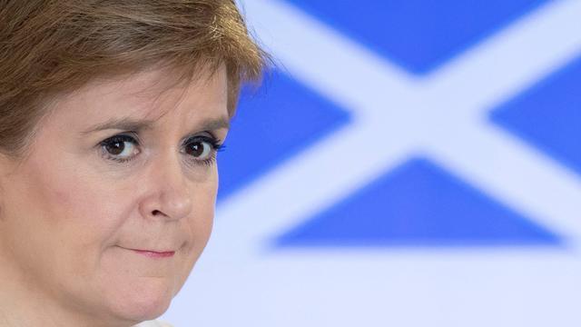 La Première ministre écossaise vit très mal ce qu'elle juge être un départ forcé de l'UE.