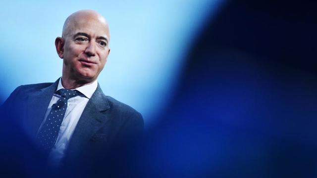 La fortune de Jeff Bezos a augmenté de 34 % en moyenne annuelle sur les cinq dernières années.