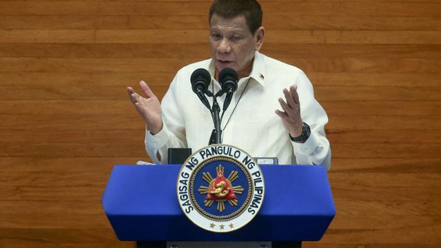 Le président des Philippines Rodrigo Duterte s'est fait remarquer tout au long de son mandat pour ses saillies sexistes.