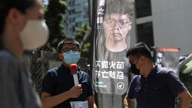 L'activiste Joshua Wong s'est vu refuser sa candidature à l'assemblée hongkongaise