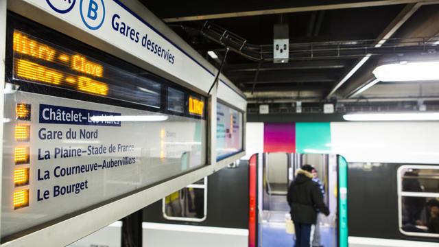 Des perturbations sont à prévoir sur le RER B pendant la semaine du 27 avril au 4 mai.