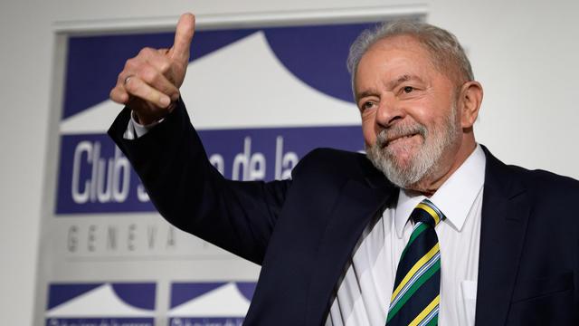 L'ancien président brésilien Lula a récupéré ses droits politiques.