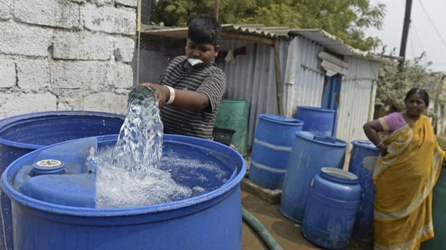 Le 22 mars marque la journée mondiale de l'eau.