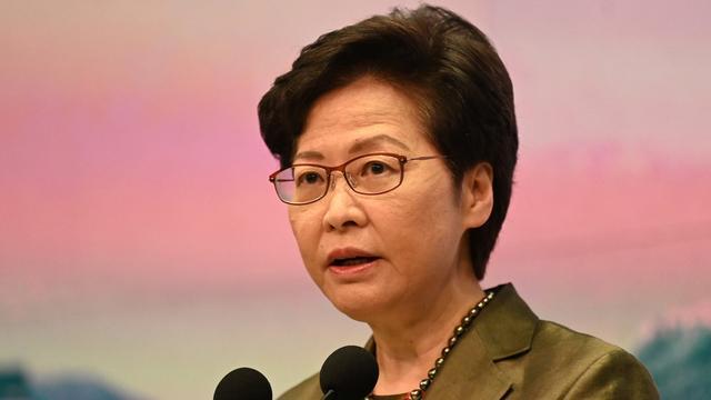 Carrie Lam, cheffe de l'exécutif, veut disqualifier les serments qui ne sont pas «valides»