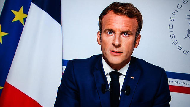 Emmanuel Macron a annoncé que des mesures seraient prises pour lutter contre le terrorisme et l'immigration