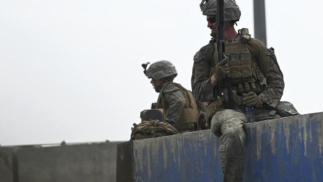 Les derniers soldats vont s'envoler ce 31 août