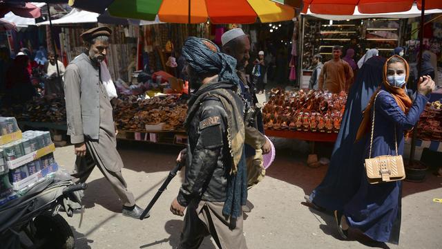 Des soldats talibans ont travaillé avec les Etats-Unis