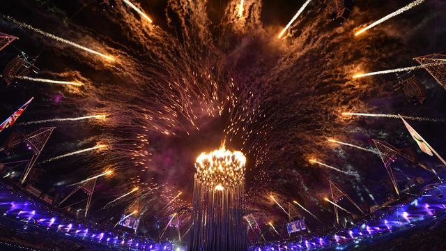 La flamme paralympique devait s'éteindre dimanche soir à Londres, après d'ultimes compétitions au coeur même de la ville et une cérémonie dans le stade olympique de Stratford qui tournera la page d'un été placé sous le sceau du sport de haut niveau et entamé avec les JO. [AFP]
