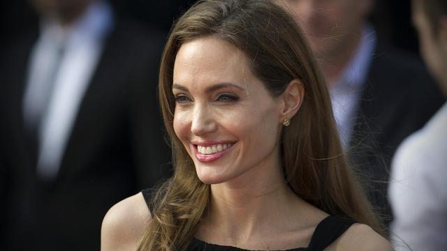 Angelina Jolie, le 2 juin 2013 à Londres