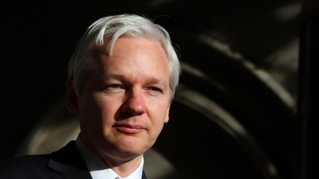 Photo prise en décembre 2011 à Londres de Julian Assange, le fondateur de WikiLeaks [Geoff Caddick / AFP/Archives]