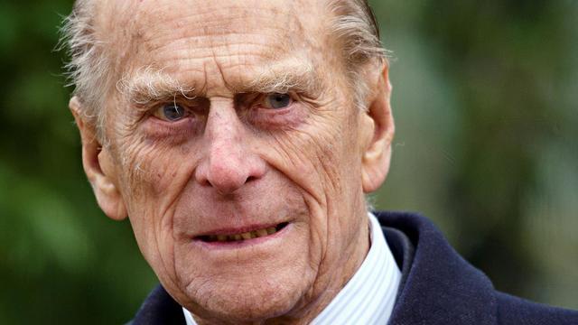 Le prince Philip, photographié le 20 mars 2013 à Londres [Leon Neal / AFP/Archives]