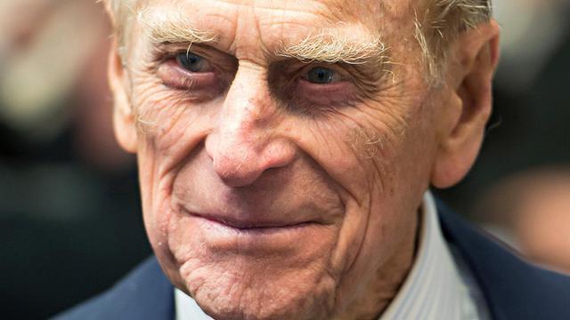 Le prince Philip, le 27 février 2013 à Londres [Ian Gavan / Pool/AFP/Archives]