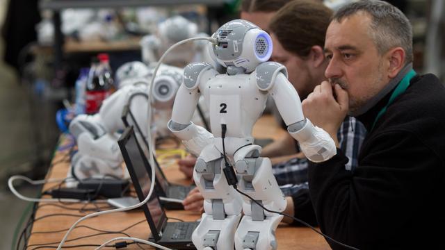 L'utilisation de robots est l'une des pistes envisagées de l'innovation touristique.