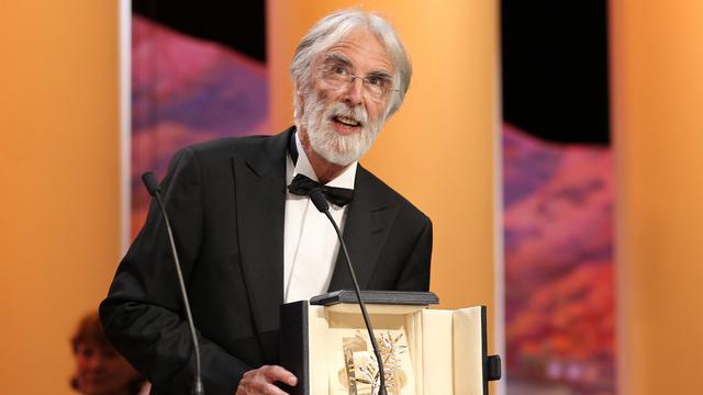 """L'Autriche a décidé de proposer le film """"Amour"""", du réalisateur Michael Haneke, pour la 85e cérémonie des Oscars qui se déroulera le 24 février 2013 à Los Angeles.[AFP]"""