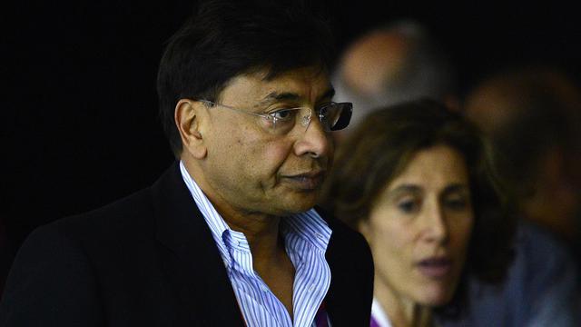 Le PDG d'ArcelorMittal, Lakshmi Mittal, à Londres le 31 juillet 2012 [Leon Neal / AFP/Archives]