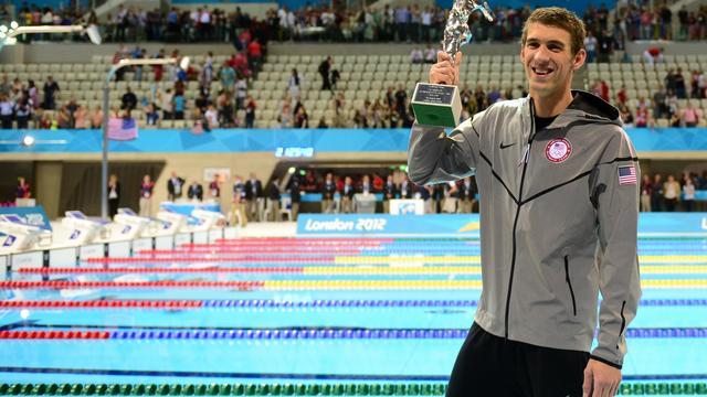 Déjà stars des JO-2008, Usain Bolt et Michael Phelps ont été quatre ans plus tard les grandes vedettes des Jeux de Londres, marqués a contrario par les performances mitigées des nageurs australiens et du Britannique Mark Cavendish en cyclisme sur route.[AFP]