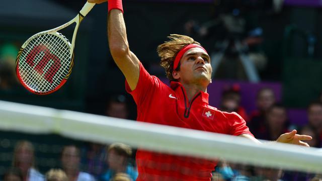 Le Suisse Roger Federer, médaillé d'argent aux Jeux Olympiques de Londres, devrait être parmi les joueurs les plus frais au Masters 1000 de Cincinnati (Ohio) qu'il a déjà remporté à quatre reprises et qui débute lundi.[AFP]