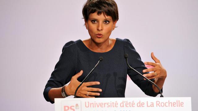 Une mission de lutte contre les discriminations en raison de l'orientation sexuelle et de l'identité de genre a été lancée vendredi par la ministre des Droits des femmes Najat Vallaud-Belkacem, a-t-on appris auprès de ses services. [AFP]