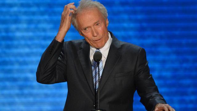 L'acteur et réalisateur Clint Eastwood lors de la convetion républicaine de Tampa, le 30 août 2012 [Stan Honda / AFP/Archives]