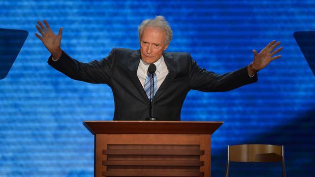 L'acteur-réalisateur américain Clint Eastwood a admis vendredi avoir improvisé à la dernière minute son discours du 30 août à la convention républicaine de Tampa (Floride, sud) durant lequel il parle à une chaise vide sensée représenter le président Barack Obama. [AFP]