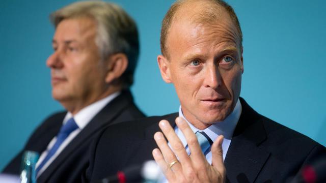 Le patron d'EADS, Thomas Enders, le 10 septembre 2012 à Berlin [Kay Nietfeld / DPA/AFP]