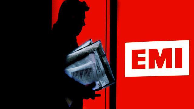 Un studio d'enregistrement d'EMI à Londres [Carl de Souza / AFP/Archives]