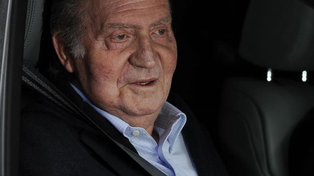 Le roi Juan Carlos d'Espagne, le 9 mars 2013 à Madrid [Pedro Armestre / AFP/Archives]