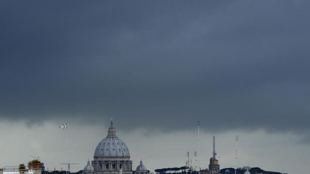 Une vue générale du Vatican, en avril 2013 à Rome [Andreas Solaro / AFP/Archives]