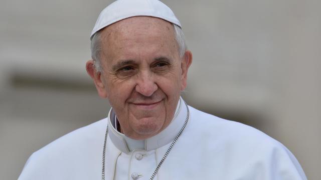 Le Pape François, le 10 avril 2013 au Vatican [Alberto Pizzoli / AFP/Archives]