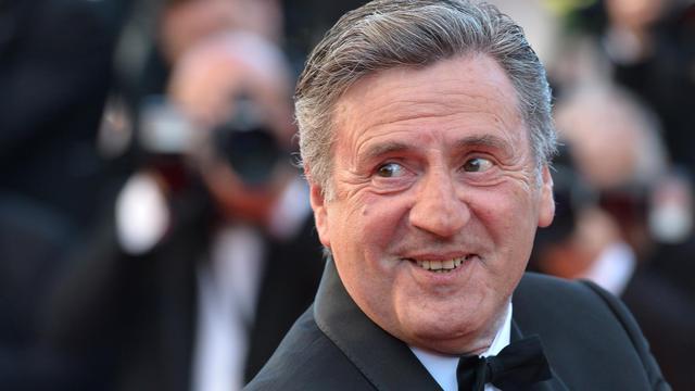 L'acteur Daniel Auteuil, le 25 mai 2013 à Cannes [Alberto Pizzoli / AFP/Archives]