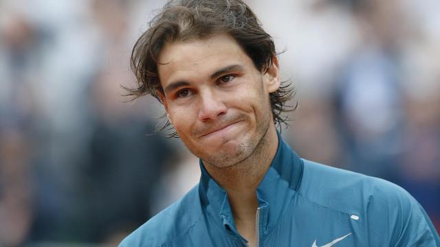 Le tennisman Rafael Nadal, le 9 juin 2013 à Roland Garros [Patrick Kovarik / AFP]