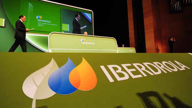 Assemblée générale du groupe espagnol  Iberdrola à Bilbao, le 27 mai 2011 [Rafa Rivas / AFP/Archives]