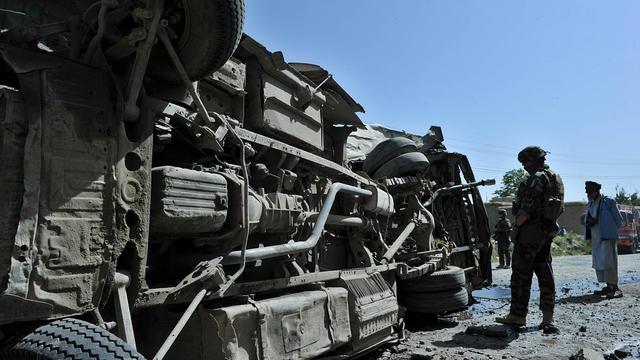 Trente-six personnes ont été tuées et plus de 66 blessées dans des attaques suicide à Zaranj, capitale de la province afghane de Nimroz, frontalière de l'Iran, a annoncé mardi le gouverneur de cette province du sud-ouest.[AFP]