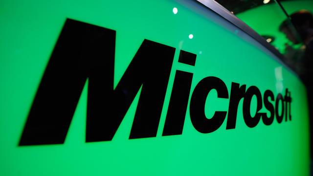 Le logo de Microsoft [Kevork Djansezian / Getty Images/AFP/Archives]