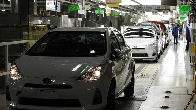 Les ventes du constructeur japonais Toyota aux Etats-Unis ont bondi de 45,6% en août, à 188.520 unités, dépassant les attentes du site spécialisé Edmund.coms qui prévoyait 183.562 véhicules vendus.[AFP]