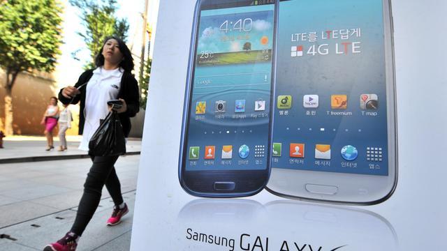 Le géant sud-coréen de l'électronique Samsung Electronics a vendu plus de 20 millions de son dernier modèle de téléphone multifonctions, le Galaxy S3, depuis son lancement fin mai, sur fond de multiples batailles judiciaires avec son grand rival américain, Apple. [AFP]