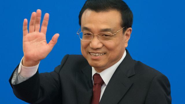 Le Premier ministre chinois, Li Keqiang, le 17 mars 2013 à Pékin [Ed Jones / AFP/Archives]