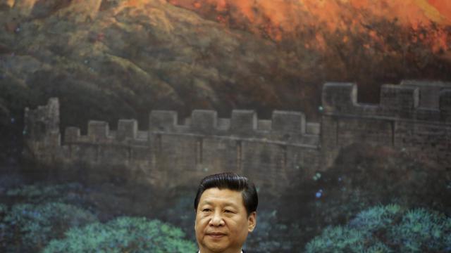 Le président chinois Xi Jinping à Pékin le 6 mai 2013 [Jason Lee / AFP/Pool/Archives]