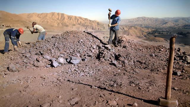 Des mineurs [Ariel Marinkovic / AFP/Archives]