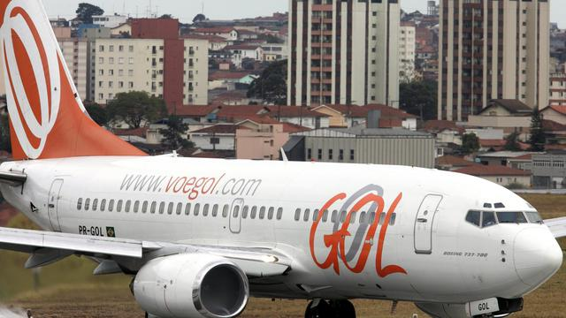 Un Boeing 737-700 de la compagnie brésilienne à bas coût GOL [Mauricio Lima / AFP/Archives]