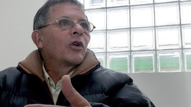 Rodrigo Granda le 16 juin 2007 à Bogota [Mauricio Duenas / AFP/Archives]