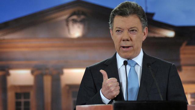 Le gouvernement de Colombie et la guérilla des Farc devraient officialiser ce mardi l'ouverture prochaine de négociations de paix historiques, après le succès d'une série de réunions entre le gouvernement et la rébellion marxiste à La Havane.[PRESIDENCIA]