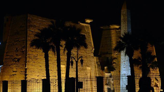 Vue du temple d'Amon à Louxor, le 26 février 2013 [Khaled Desouki / AFP/Archives]