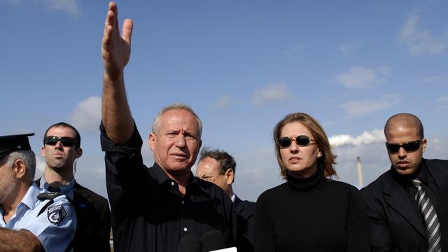 Un ancien patron du Shin Beth, le service israélien de sécurité intérieure, Avi Dichter, a été nommé ministre chargé de la Défense passive au moment où Israël accélère les préparatifs de défense en cas de guerre avec l'Iran.[AFP]